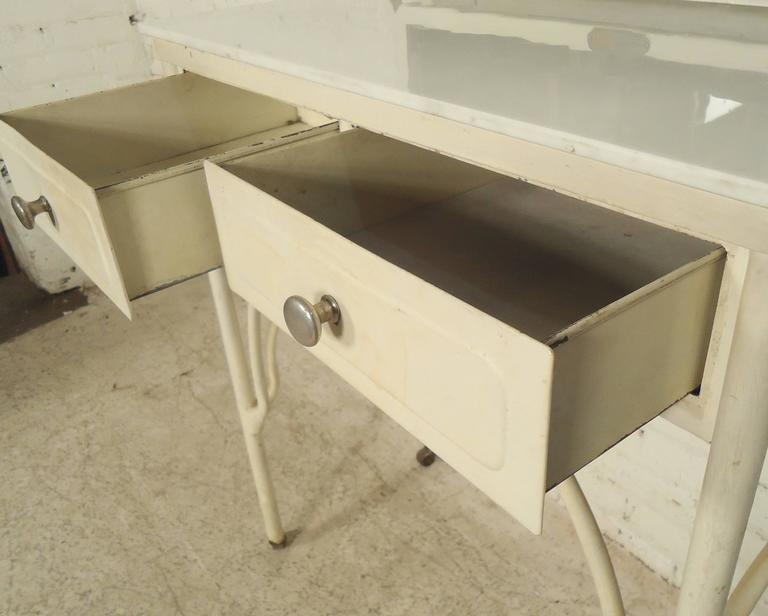 Vintage Metal Vanity For Sale At 1stdibs