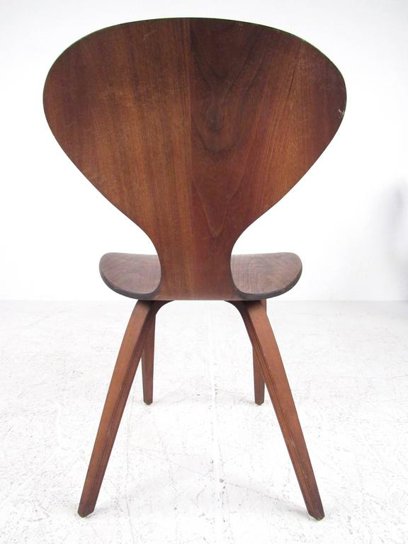 Vintage Dining Chairs After Norman Cherner 4