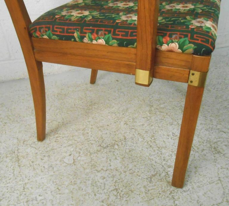 Set of Six Mid-Century Modern Dining Chairs For Sale 1