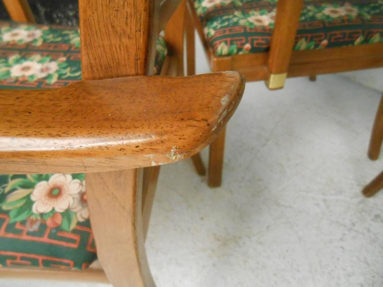 Set of Six Mid-Century Modern Dining Chairs For Sale 3