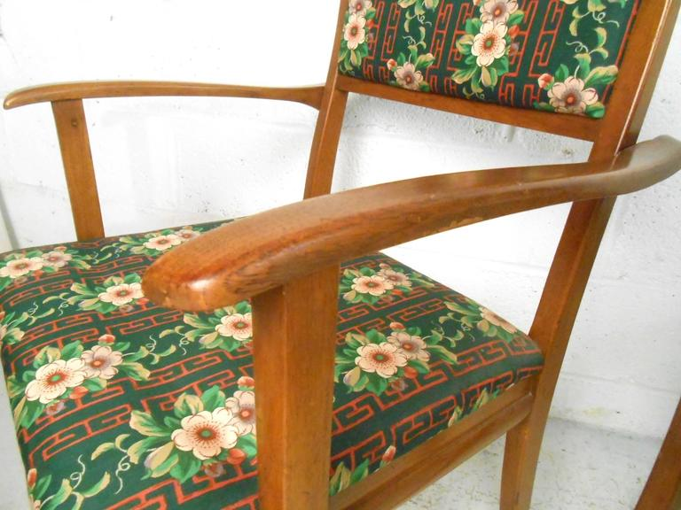 Mid-20th Century Set of Six Mid-Century Modern Dining Chairs For Sale