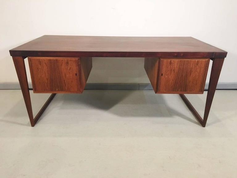Kai Kristiansen Rosewood Desk 3