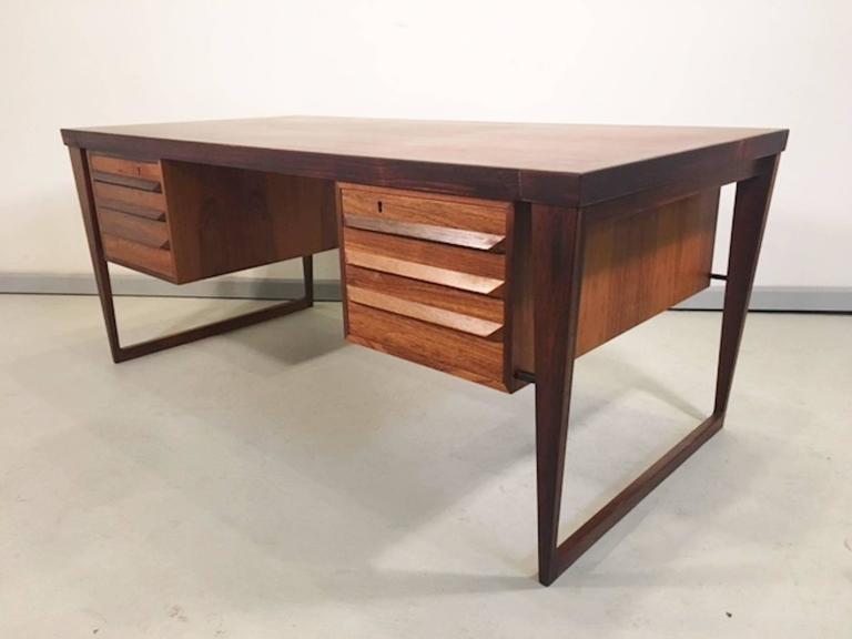 Kai Kristiansen Rosewood Desk 2