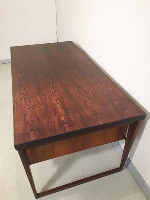 Kai Kristiansen Rosewood Desk 4