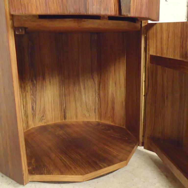Harvey Probber Side Table or Cabinet 4