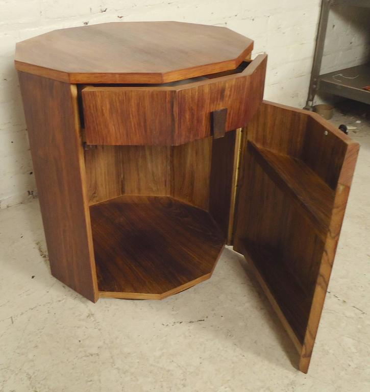 Harvey Probber Side Table or Cabinet 3