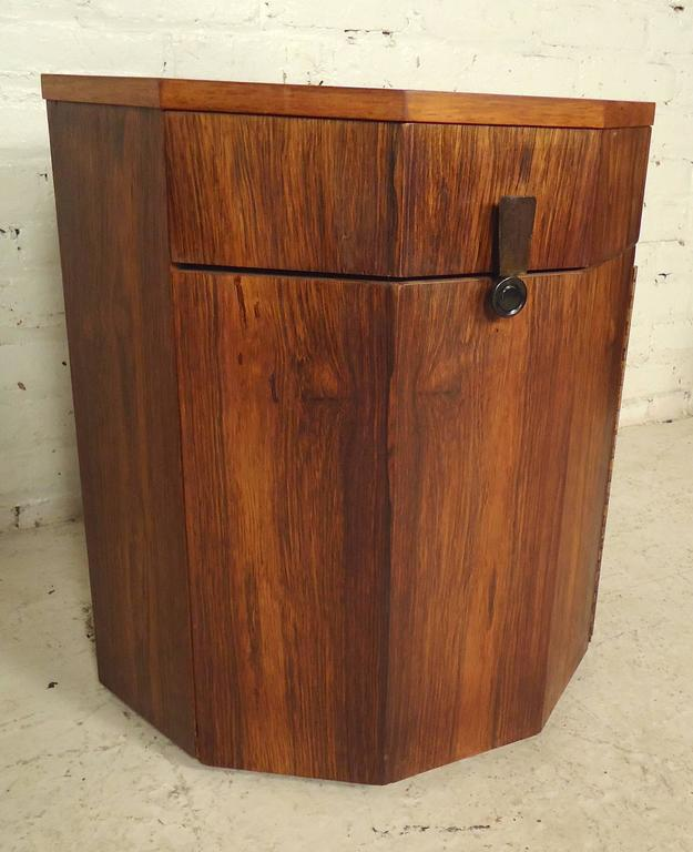 Harvey Probber Side Table or Cabinet 2