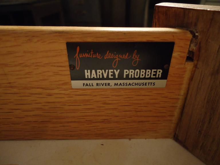 Harvey Probber Side Table or Cabinet 6