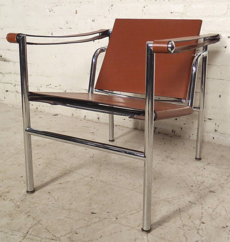 Swing Chair By Le Corbusier For Cassina For Sale At 1stdibs
