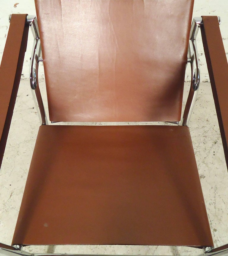 """""""Swing Chair"""" by Le Corbusier for Cassina 4"""