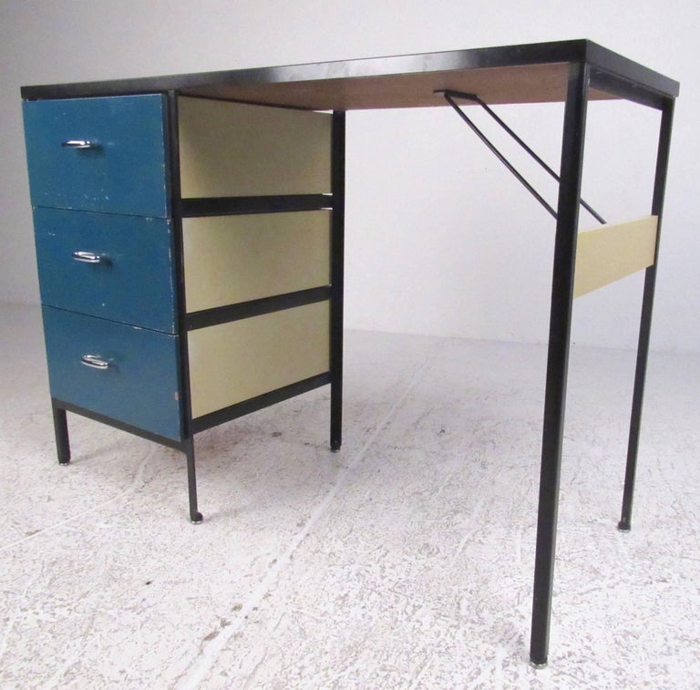 American George Nelson Desk for Herman Miller For Sale