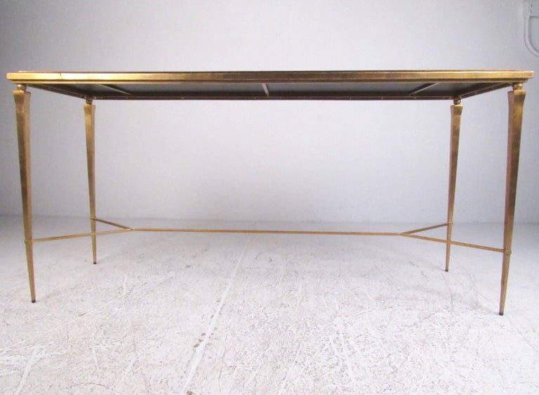 Ornate contemporary modern console table for sale at 1stdibs - Ornate hall table ...