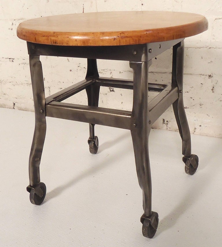 antique stools for sale small industrial stool for at 1stdibs 4132