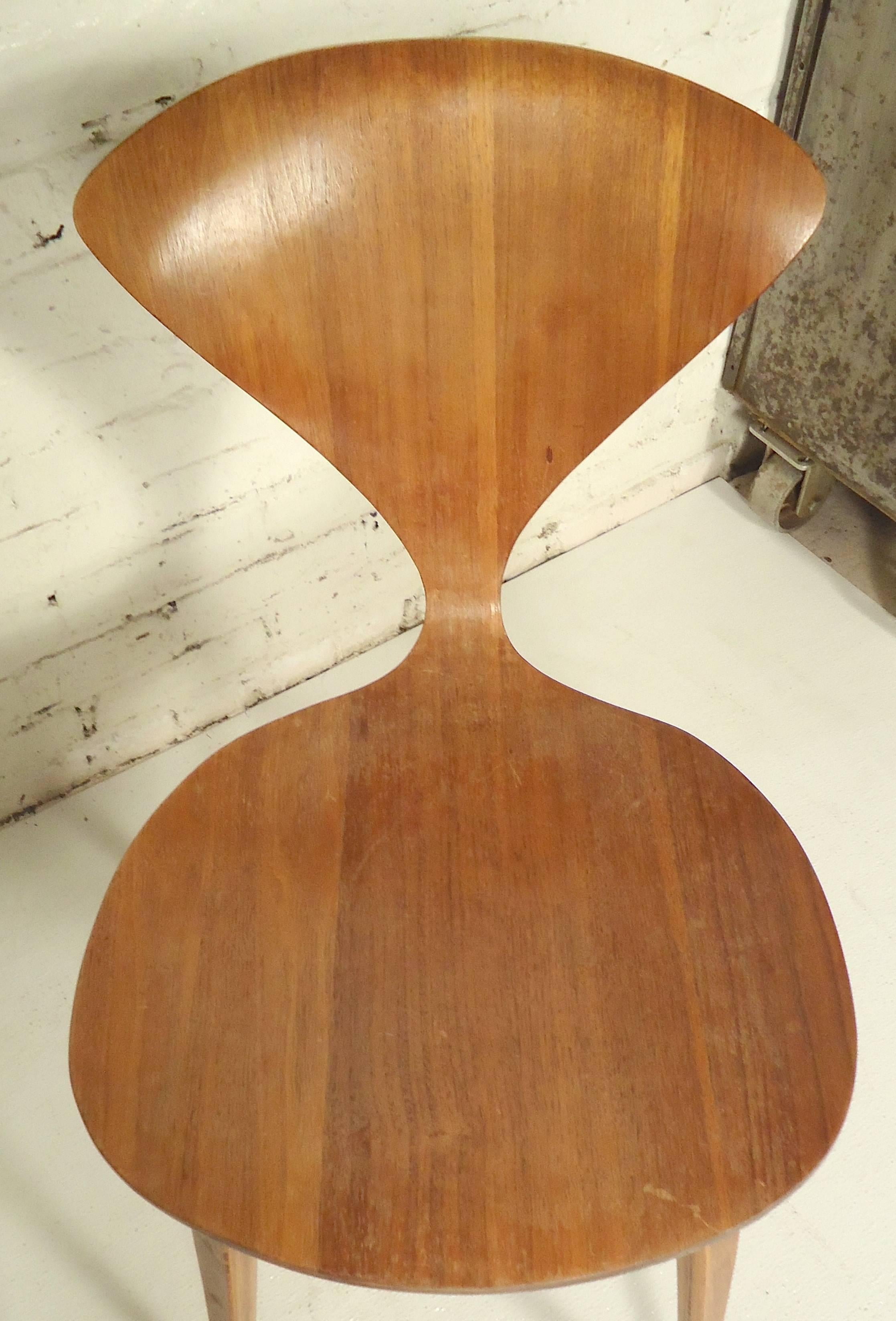 plycraft bentwood chairs by norman cherner 3