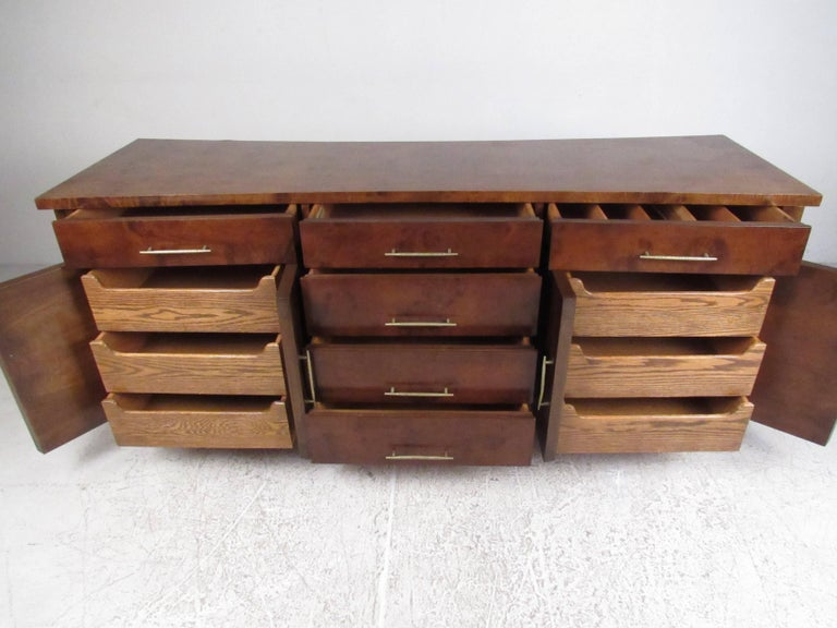 Stunning Vintage Modern Bedroom Set by Romweber In Good Condition For Sale In Brooklyn, NY