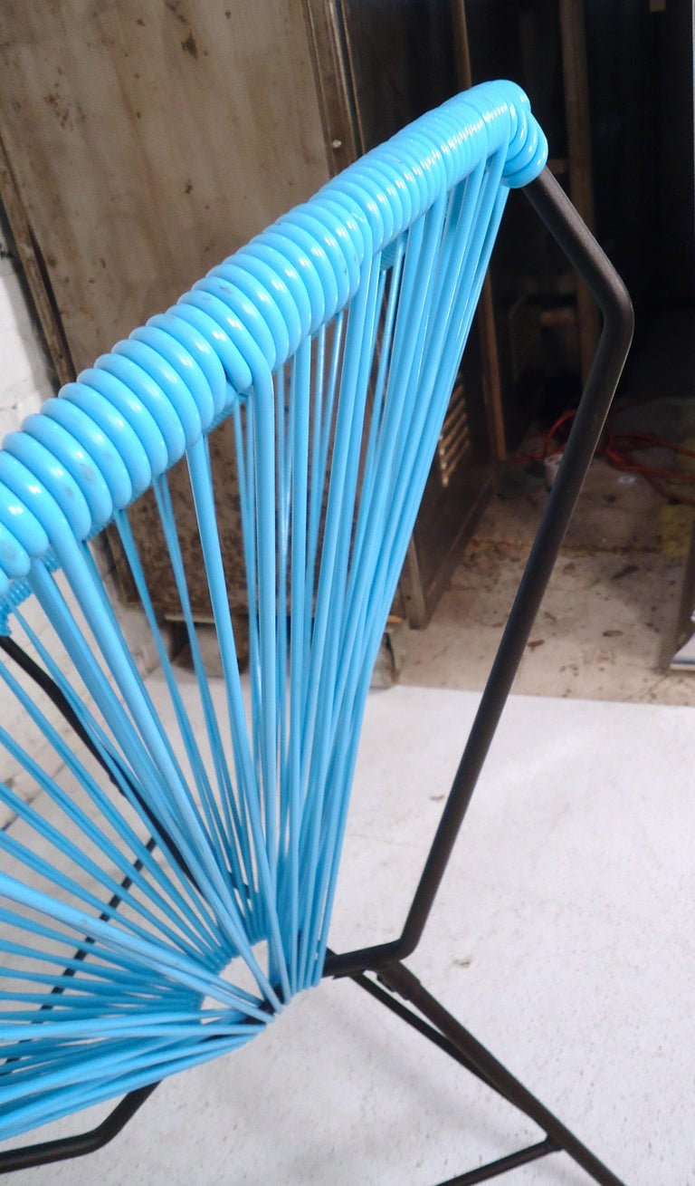Vintage Modern Acapulco Chair For Sale 2