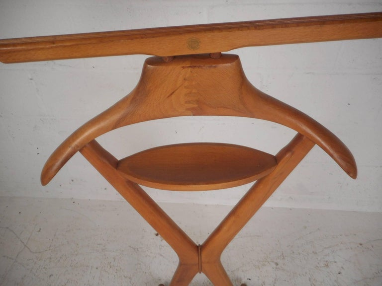 Midcentury Italian Valet by Ico Parisi for Fratelli Reguitti For Sale 1