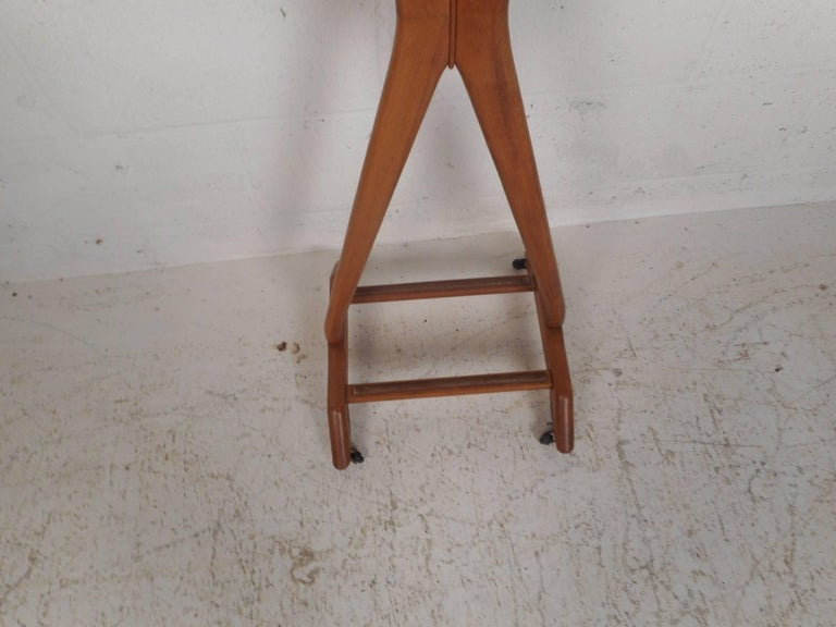 Midcentury Italian Valet by Ico Parisi for Fratelli Reguitti For Sale 2