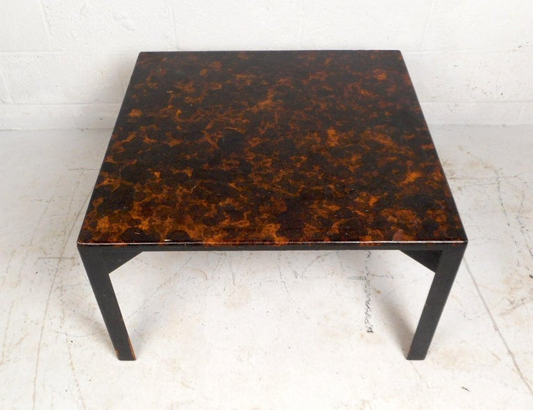 American Mid-Century Modern Dunbar Coffee Table For Sale