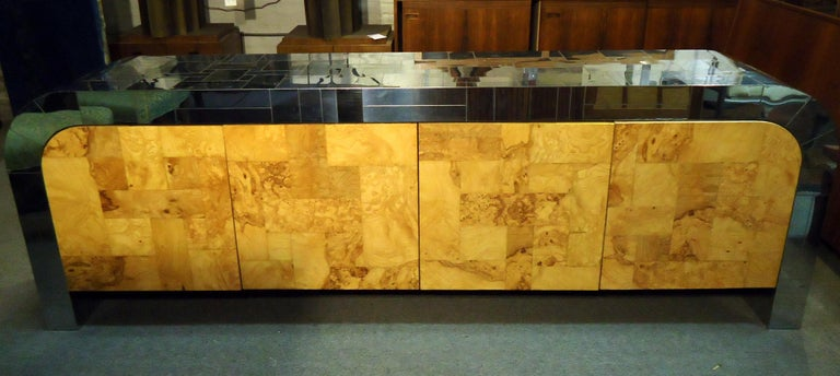Midcentury Paul Evans Credenza In Good Condition For Sale In Brooklyn, NY
