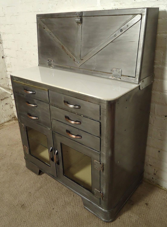 Vintage hospital cabinet bathroom storage for sale at 1stdibs for Bathroom cupboards for sale