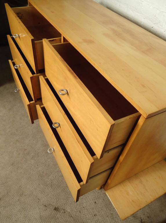 Mid-20th Century Midcentury Paul McCobb Dresser and Matching Table Base For Sale