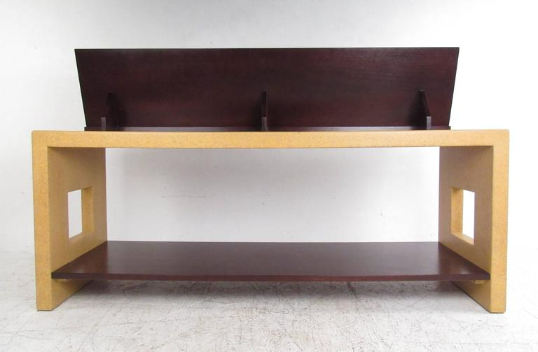 Mid-20th Century Paul Frankl Console Table In Cork For Sale
