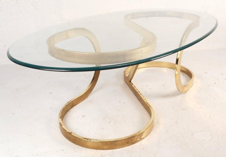 American Mid-Century Modern Coffee and End Table Set For Sale