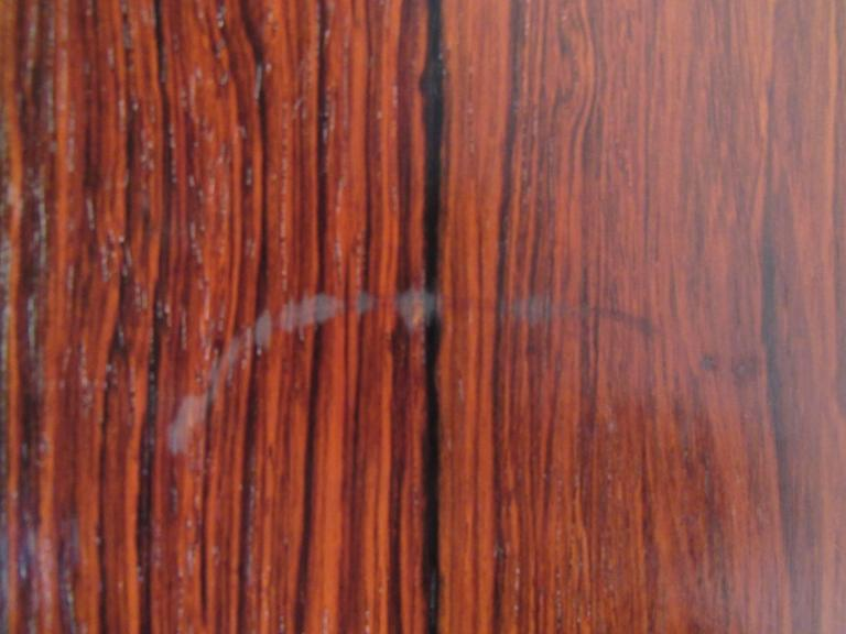Mid-Century Modern Rosewood Executive Desk by Kai Kristiansen For Sale 3