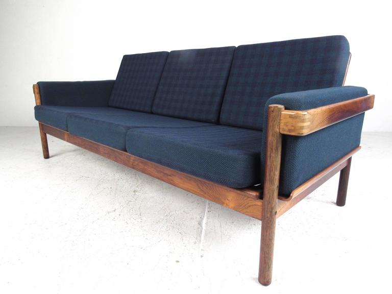 mid century modern danish rosewood living room set for sale at 1stdibs