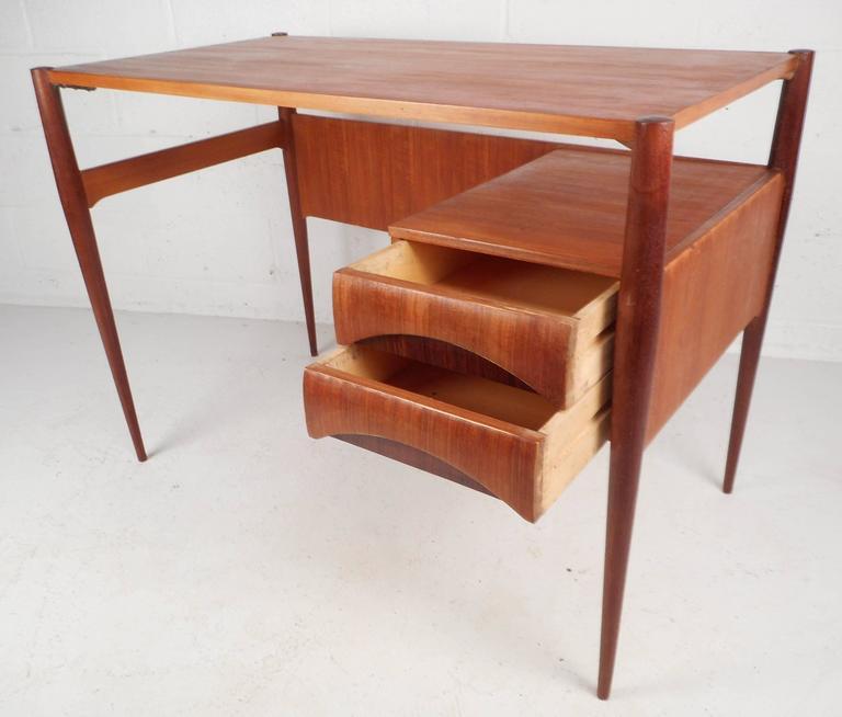 Mid-Century Modern Italian Writing Desk 3