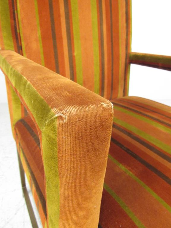Mid-Century Modern Highback Armchairs For Sale 2
