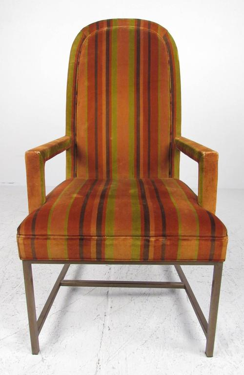 20th Century Mid-Century Modern Highback Armchairs For Sale