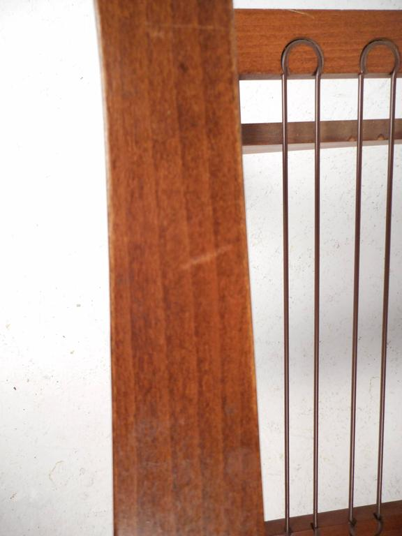Mid-Century Modern Rocking Chair For Sale 2