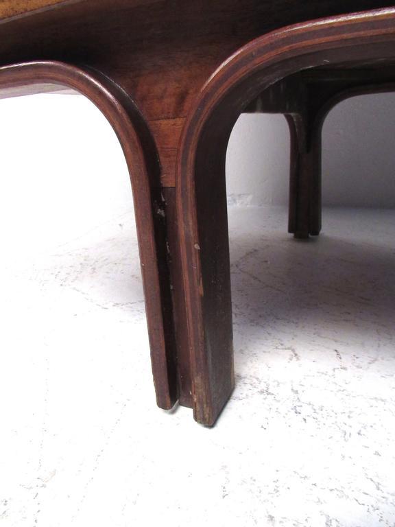 Gianfranco Frattini Mid-Century Sideboard for Bernini For Sale 1