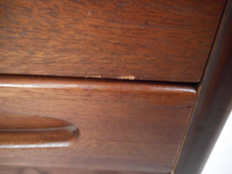 Unique Mid-Century Modern Bedroom Set by American of Martinsville For Sale 4