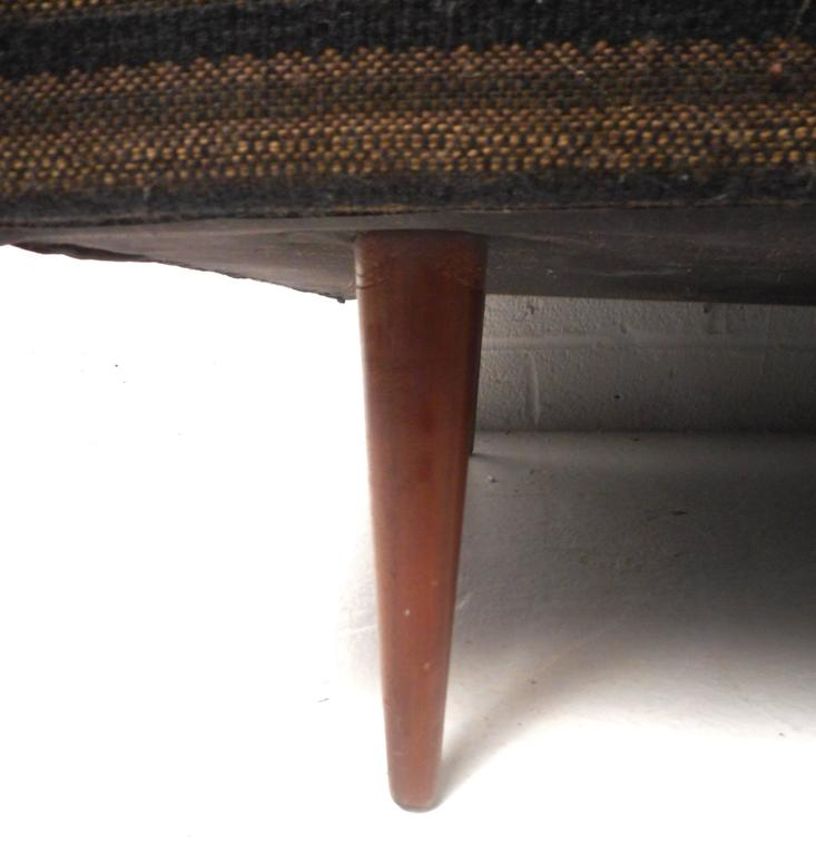 Upholstery Mid-Century Modern Sofa by Milo Baughman for Thayer Coggin For Sale