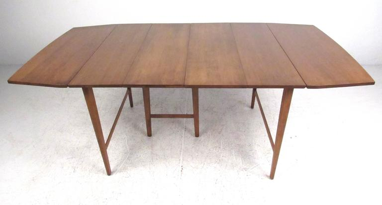 Drop-Leaf Dining Table by Paul McCobb for Winchendon 3