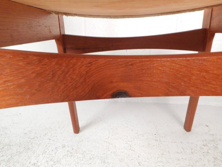 Set of Six Mid-Century Modern Danish Teak Dining Chairs For Sale 4