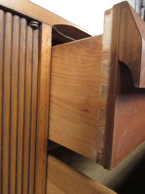 Mid-20th Century Mid-Century Walnut Dresser by Lane For Sale