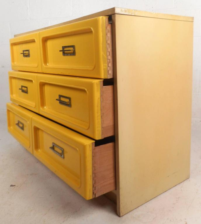 Mid-Century Modern Loewy Style Bedroom Set For Sale 1