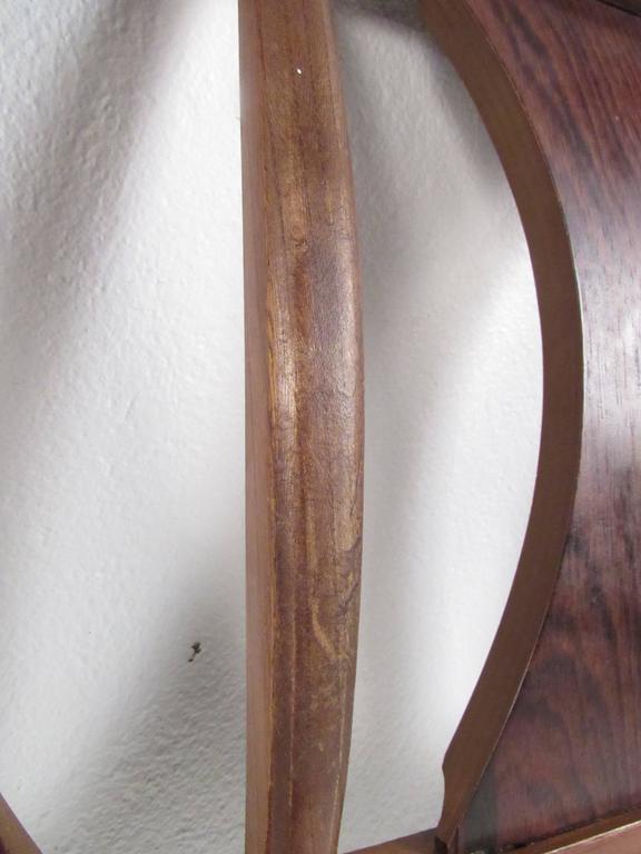 Mid-Century Modern King-Size Headboard 1
