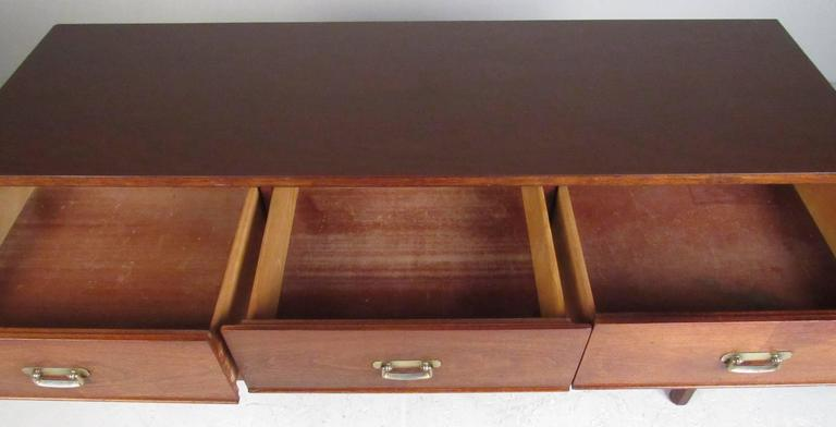 Mid-20th Century Mid-Century Modern Storage Credenza For Sale