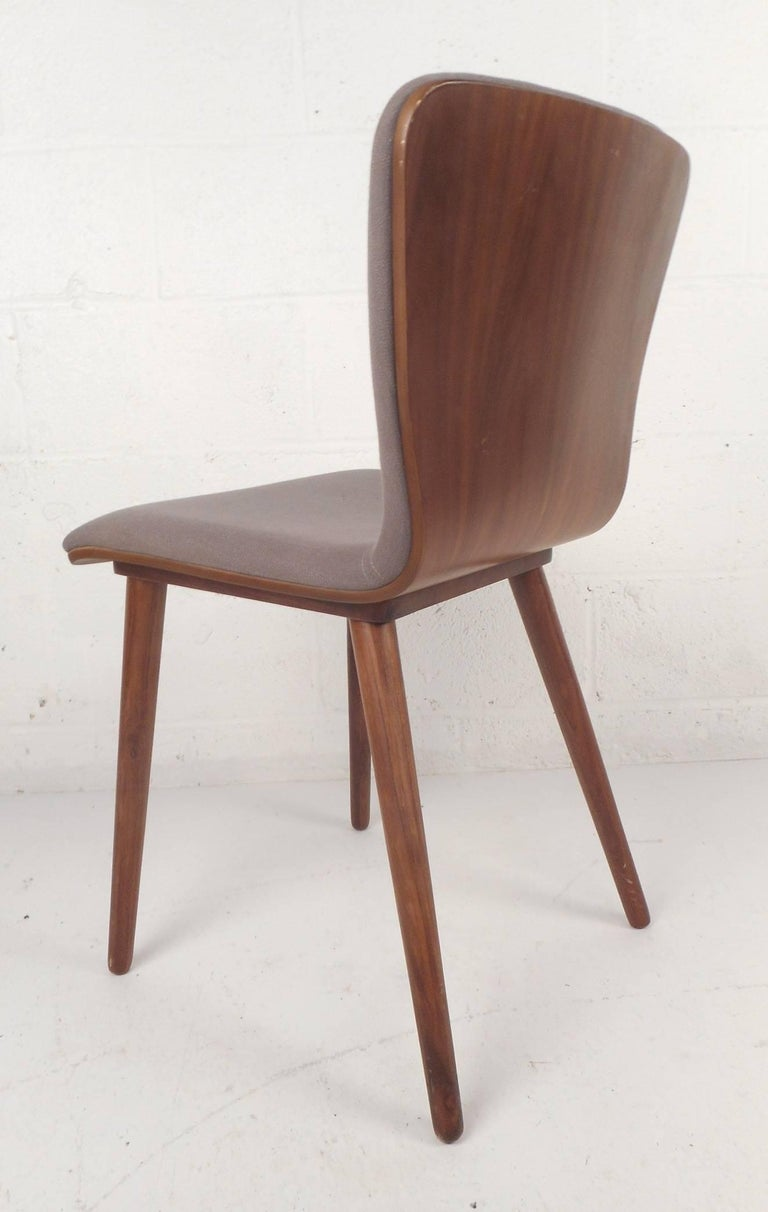 Set of six contemporary modern dining chairs for sale at 1stdibs - Contemporary dining furniture sale ...