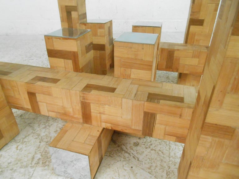 Mid-Century Modern Coffee Table by Paul Evans For Sale 1