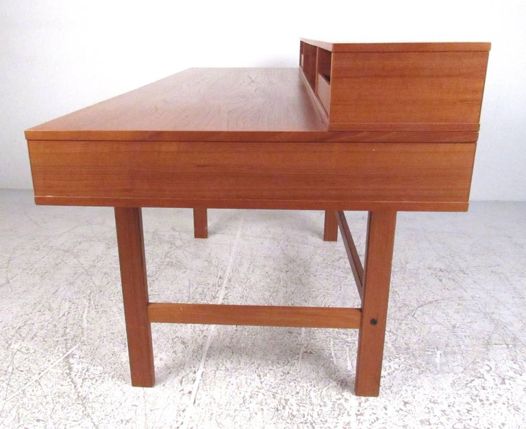 flip top desk. Scandinavian Modern Danish Flip-Top Desk By Jens Quistgaard For Sale Flip Top