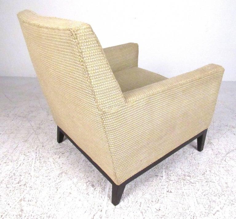American Dunbar Lounge Chair by Edward Wormley For Sale