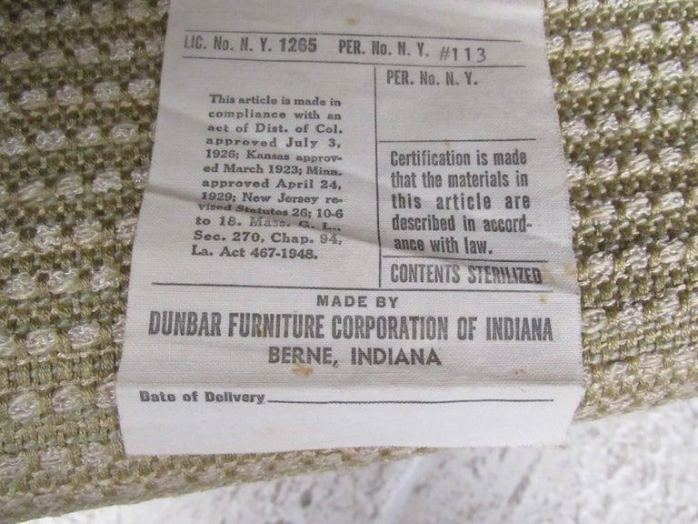 Dunbar Lounge Chair by Edward Wormley For Sale 3