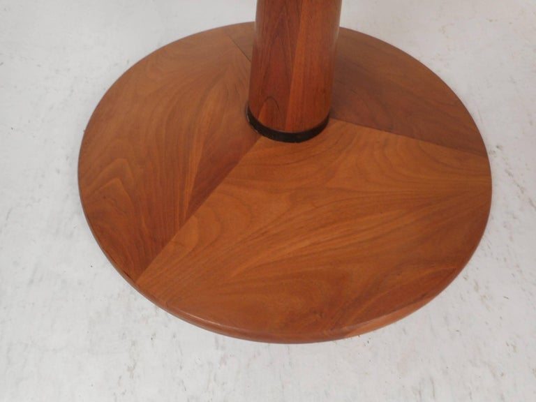Mid-Century Modern Kipp Stewart End Table by Drexel In Good Condition For Sale In Brooklyn, NY