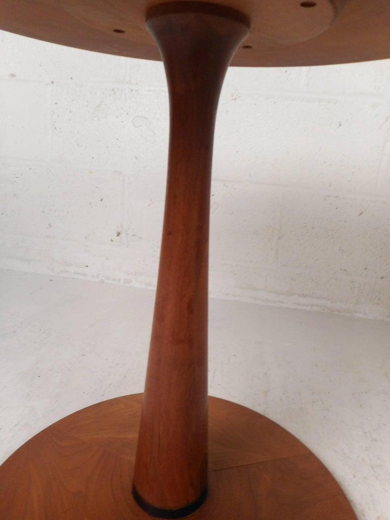 Mid-Century Modern Kipp Stewart End Table by Drexel For Sale 1